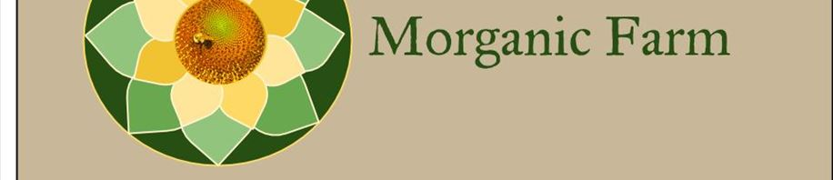 Morganic Farm Logo